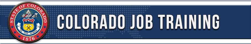 Colorado Job Training