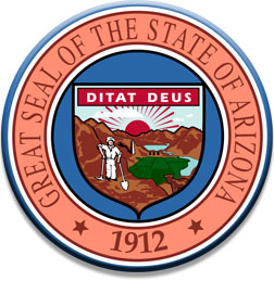 ARIZONA OJT STATE SEAL