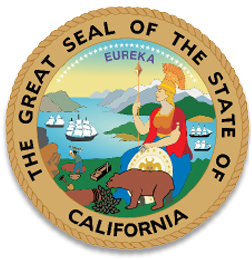 CALIFORNIA OJT STATE SEAL