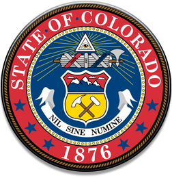 COLORADO OJT STATE SEAL