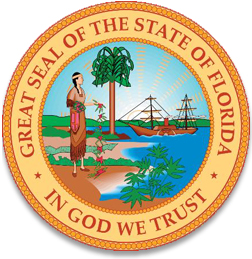 OJT FLORIDA STATE SEAL