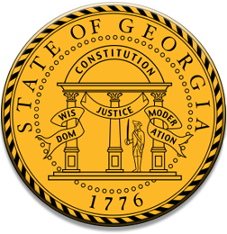 GEORGIA OJT STATE SEAL