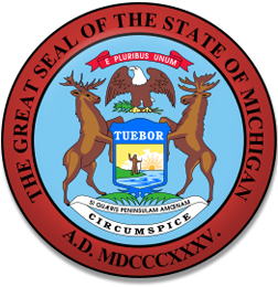 MICHIGAN OJT STATE SEAL
