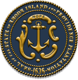 ON-THE-JOB TRAINING RHODE ISLAND Seal