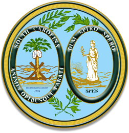 ON-THE-JOB TRAINING SOUTH CAROLINA Seal