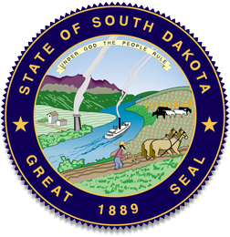 ON-THE-JOB TRAINING SOUTH DAKOTA Seal