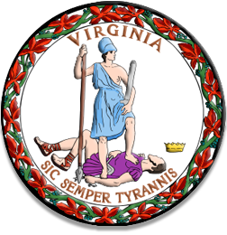 ON-THE-JOB TRAINING VIRGINIA Seal