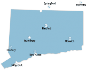 Connecticut Locations for Job Training