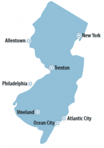 New Jersey Locations for Job Training