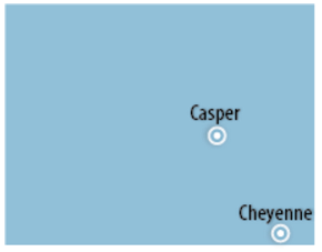 Wyoming Locations for Job Training